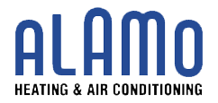 Alamo Heating & Air Conditioning Logo